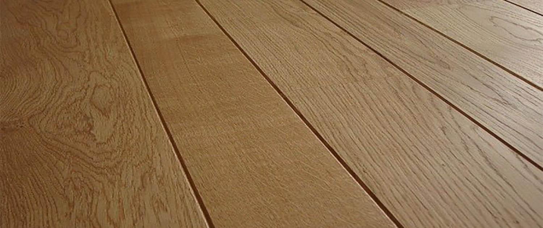 houten vloer schuren en waxen